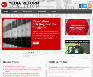 Media Reform website