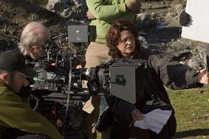 Angeliki Antoniou directing award winning film Eduart (2008)