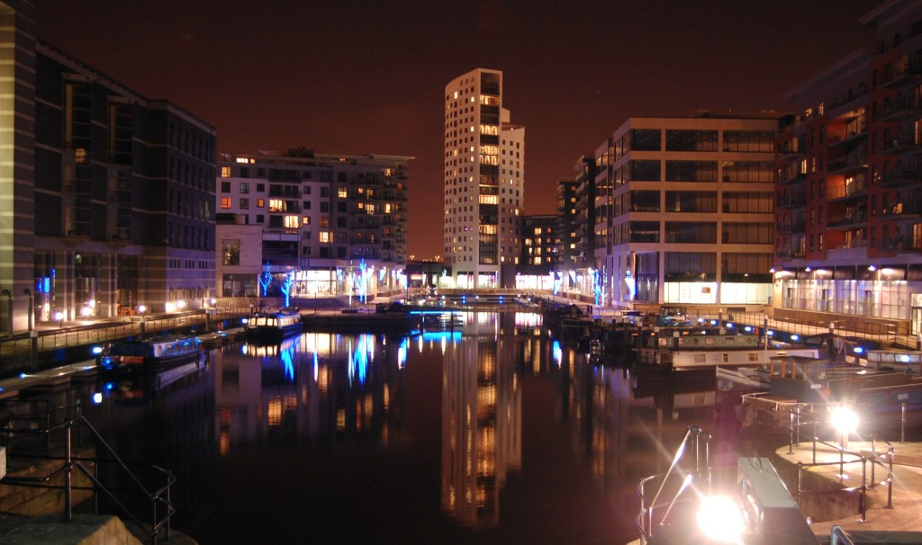 Clarence dock, by Clare Black